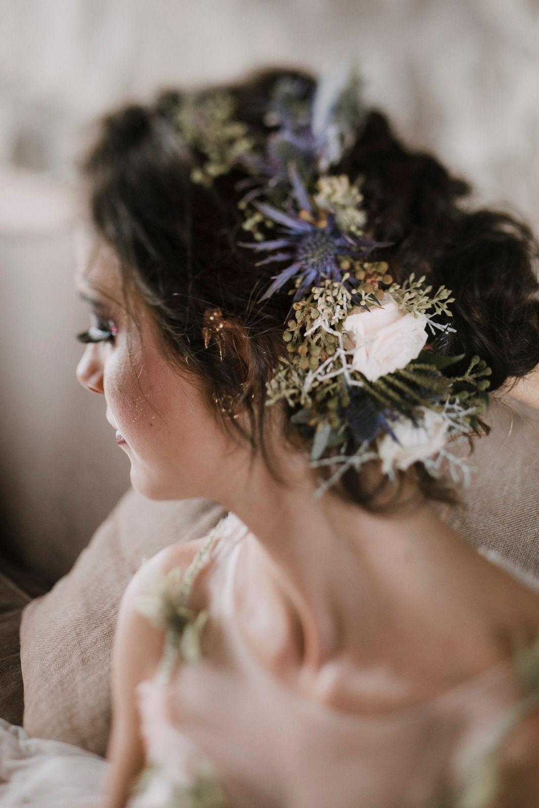 Matrimonio fiori sposa