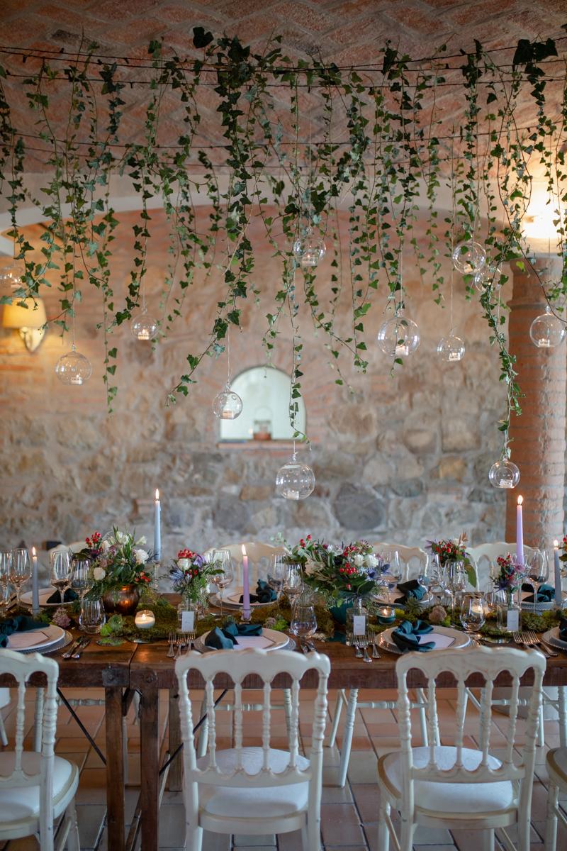 Wedding centrotavola