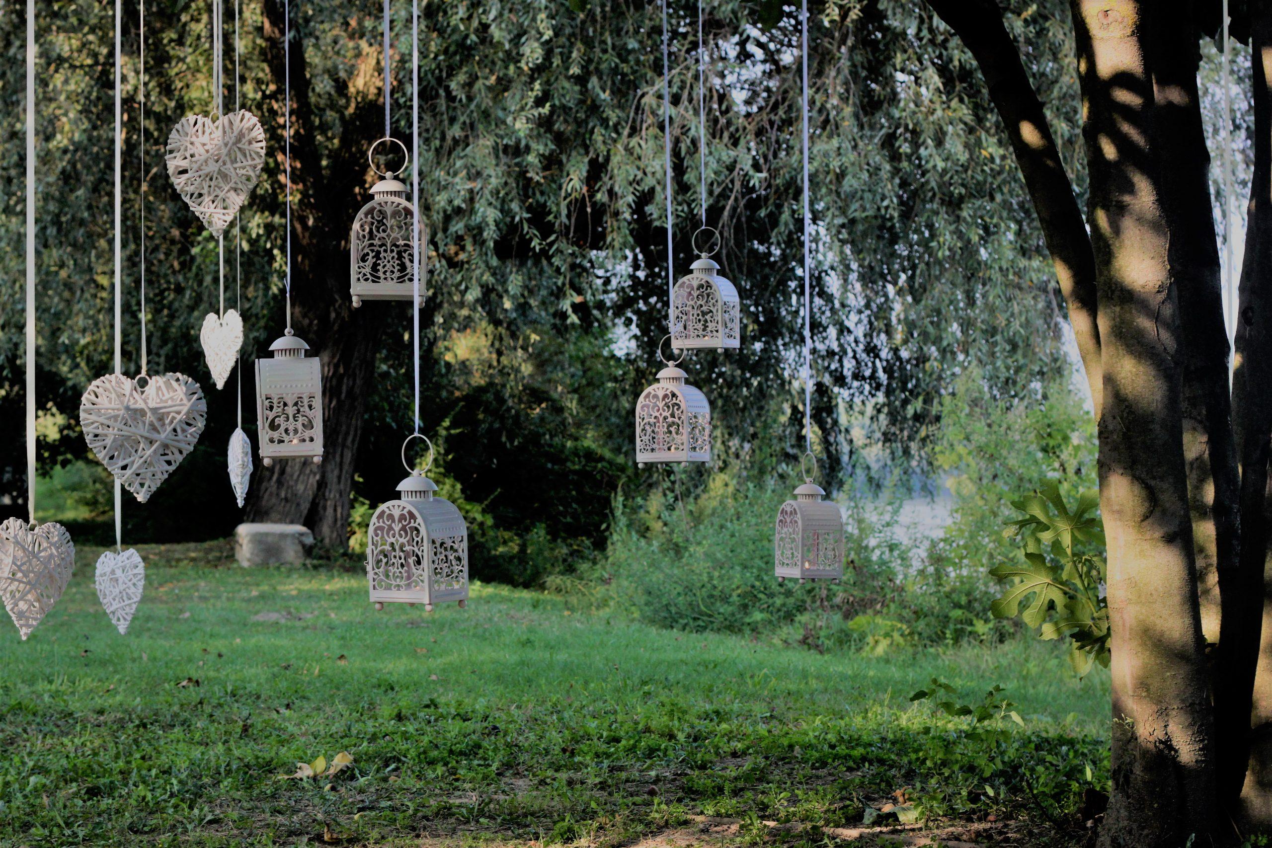 cuori e lanterne